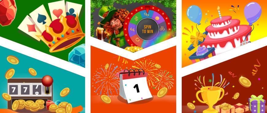 Casino Superlines bonusser