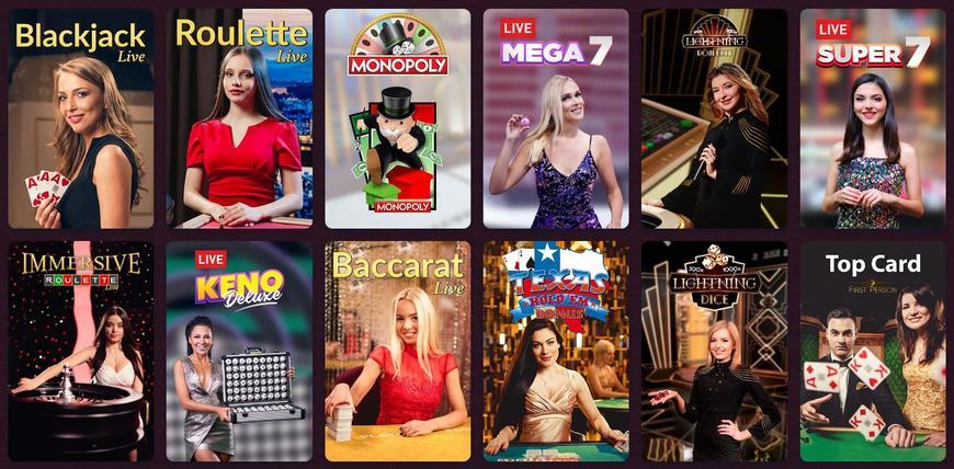 5 Gringos Live Casino