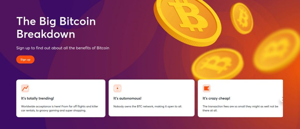 Bitcasino BTC